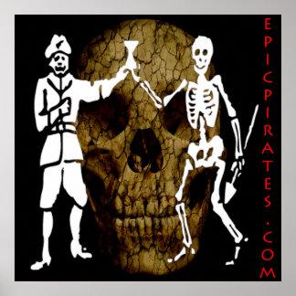 Epic Pirates Banner #11 Poster