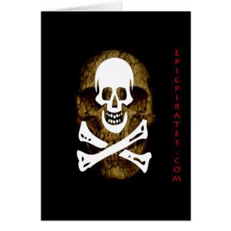 Epic Pirates Banner #12 Card
