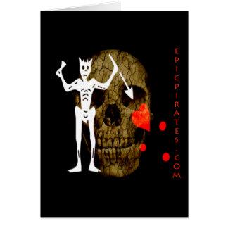 Epic Pirates Banner #1 Card