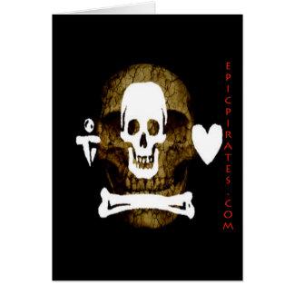 Epic Pirates Banner #2 Card