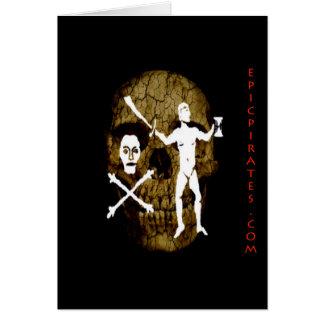 Epic Pirates Banner #3 Card