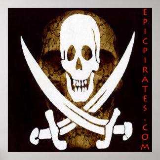 Epic Pirates Banner #5 Poster
