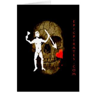 Epic Pirates Banner #6 Card