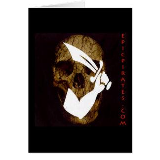 Epic Pirates Banner #7 Card