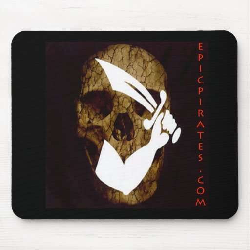 Epic Pirates Banner #7 Mouse Pad