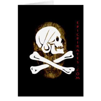Epic Pirates Banner #9 Card