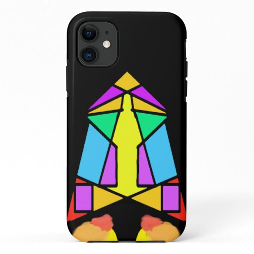 EPIC ROCKET! (cell phone cases) iPhone 11 Case