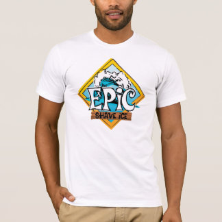 Epic Shave Ice Logo T T-Shirt