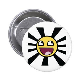 Epic Smiley 2 Inch Round Button