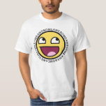 Epic Smiley T Shirt