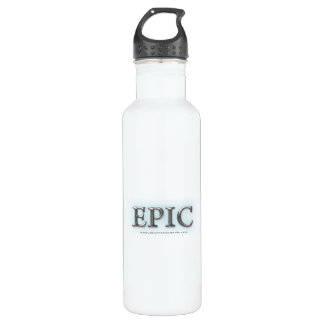 Epic Stainless Steel Water Bottle