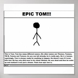Epic Tom Print 1