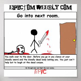 Epic Tom Print 4