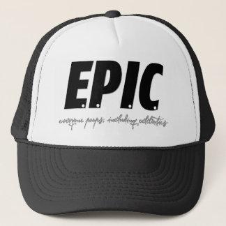 EPIC TRUCKER HAT