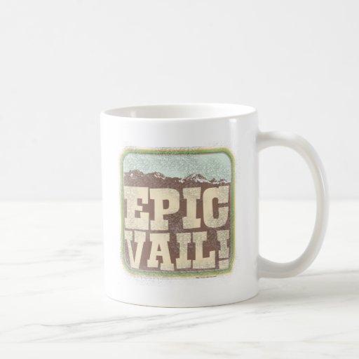 Epic Vail Coffee Mugs