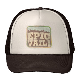 Epic Vail Trucker Hats