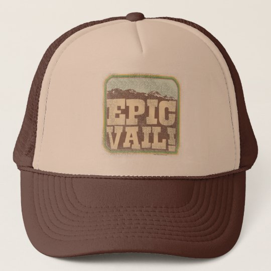 Epic Vail Trucker Hat
