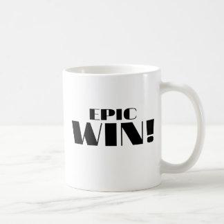 Epic Win! Mugs