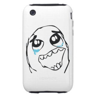 Epic Win Tough iPhone 3 Cover