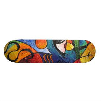 Epic Wonder Skateboard Deck