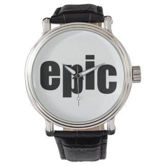 EPIC WRIST WATCH