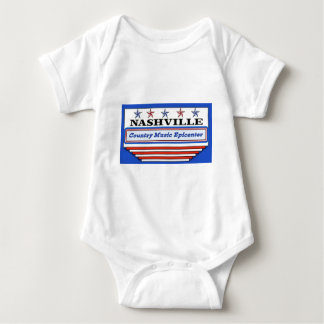 Epicentro de Nashville Mameluco De Bebé