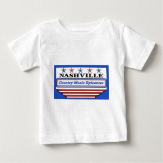 Epicentro de Nashville Playera