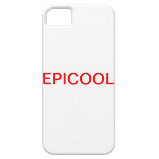 EPICOOL iPhone 5 case