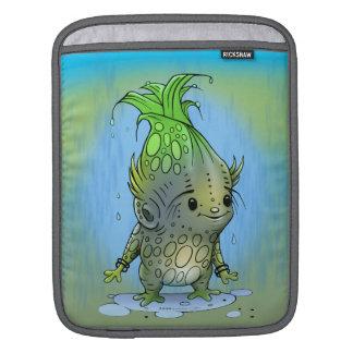 EPICORN ALIEN CARTOON iPad Sleeve For iPads