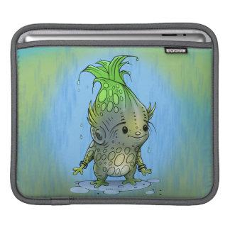 "EPICORN ALIEN CARTOON Macbook Air 11 "" H Sleeve For iPads"