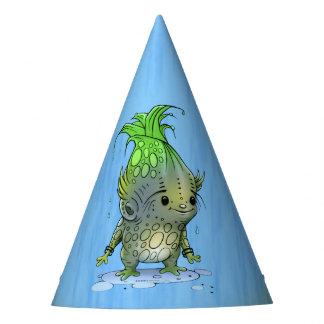 EPICORN ALIEN CARTOON Party Hat