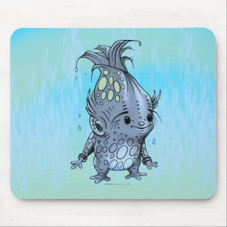 EPICORN ALIEN MONSTER CUTE CARTOON MOUSE PAD
