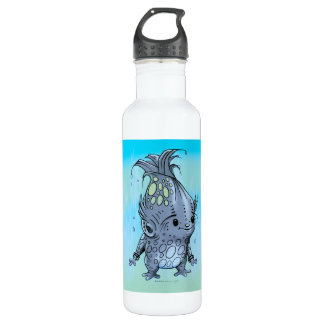 EPICORN BLUE W ALIEN MONSTER WATER BOTTLE 24 onz