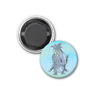 EPICORN CUTE MONSTER MAGNET Small, 1¼ Inch