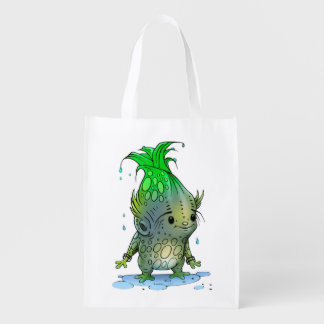 EPICORN MONSTER sac Réutilisable, Reusable Grocery Reusable Grocery Bag