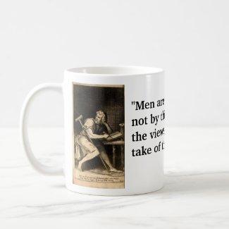 Epictetus quote 1 coffee mug