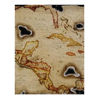 EpicTreasure Map #1 Letterhead