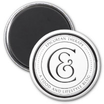 Epicurean Therapy Magnet