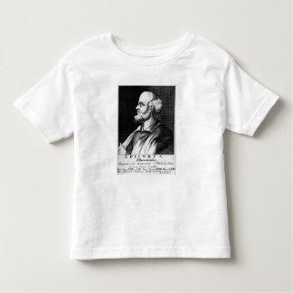 Epicurus, engraved by Johann Fredrich Schmidt T Shirt