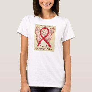 Epidermolysis Bullosa (EB) Awareness Ribbon Shirt
