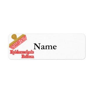 Epidermolysis Bullosa Label