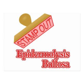 Epidermolysis Bullosa Postcard