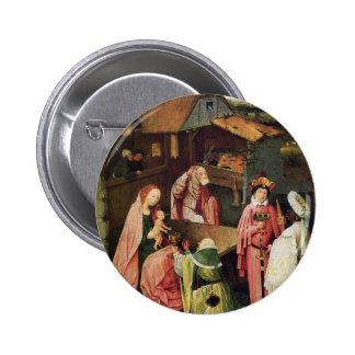Epifanía de Hieronymus Bosch Pins