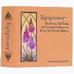 Epifanía (libro personalizado de la memoria)