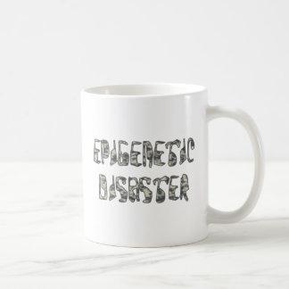 epigenetic more disaster coffee mug