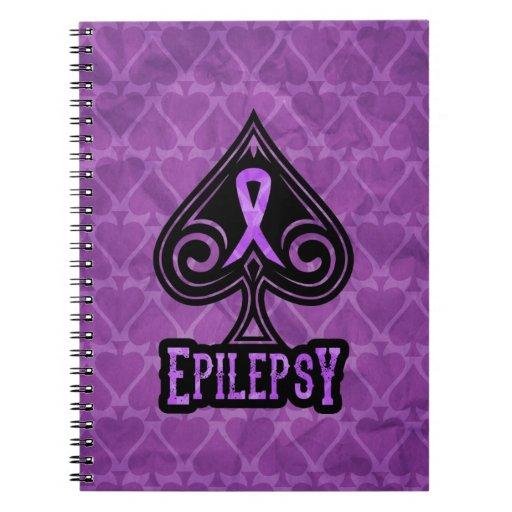Epilepsia - cuaderno - espadas