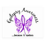 Epilepsia de la mariposa 6,1 del tatuaje del Grung Postales