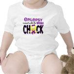 Epilepsia ensuciada con el polluelo incorrecto camisetas