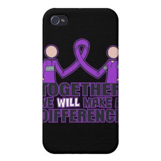 Epilepsia juntos diferenciaremos iPhone 4 protectores