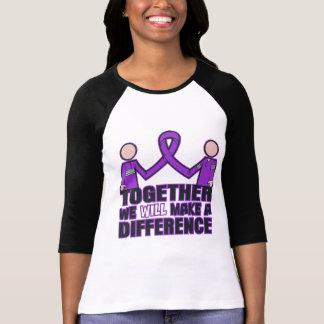 Epilepsia juntos diferenciaremos tshirt